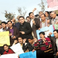 Attack on Express TV: Journalists vow to stand the test of time