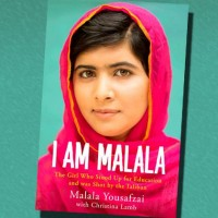 KP govt stops Malala book launch
