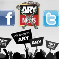 '#WeSupportARY' hash-tag tops Twitter trend, slams Pemra