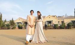 Imran weds