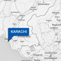 TV channel's van attacked in Karachi