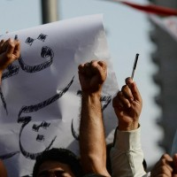 Tribal journalists continue protest against alleged harassment