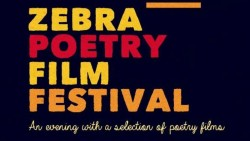 'Poetry and films are like zebra's white and black stripes'