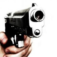 Television channel engineer injured in a shooting attack