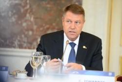 Klaus Johannis, President of Romania