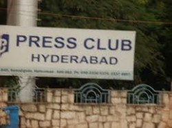 Hyderabad press club