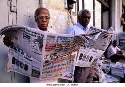 Print Media Newspaper