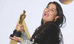 Women and media Oscar2