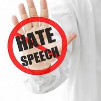 Channel anchor's talk declared hate speech