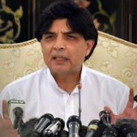 Nisar orders PTA to ensure 'sacred' institutions not being maligned on social media