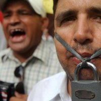 Govt abandons draft of anti-press law amid uproar