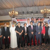 Press freedom day: Karachi declaration issued at media conference