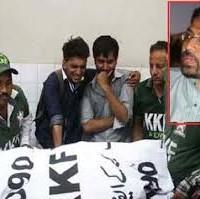 Journalists protest against Professor Rehman's murder