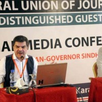 The myth of free media: Journalists highlight the problems they face in Pakistan