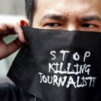PAKISTANI REPORTER SLAIN BY GUNMEN IN TRIBAL REGION