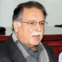 JOURNALISTS, SECURITY FORCES HAVE LAID DOWN LIVES IN FIGHT AGAINST TERRORISM: PERVAIZ