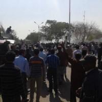 Media men face law enforcers' wrath