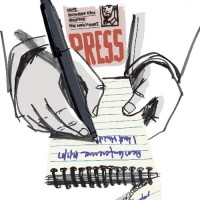 Freedom of expression under threat: report