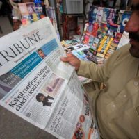PAKISTAN Govt proposes law to gag print media