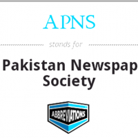 Media houses, workers in Balochistan: APNS voices concern over threats by outlawed organizations