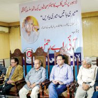 Media owners, journalists must stay connected: I.A. Rehman