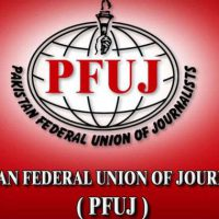 PFUJ concerned over threats to media in Balochistan