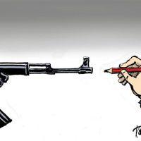 Journalists in danger