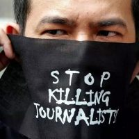 Father of former militant commander threatens to kill journalists