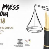 Mediamen express concerns on Press Freedom Day