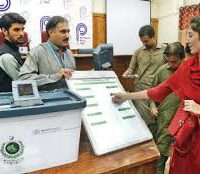 PO bars media from entering polling station