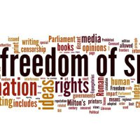 Freedom of speech and blasphemy