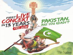 Junoon band to perform live in Dec | Pakistan Press