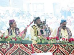 Music gallery at Sindh Museum named after Ustad Juman