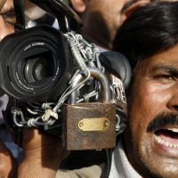 Pakistan's journalists complain of increasing censorship