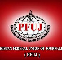 PFUJ deplores raid on journalist's house in Karachi