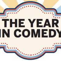 THE YEAR IN COMEDY