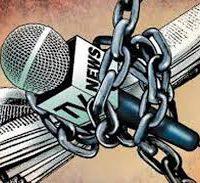 Attack on media freedom
