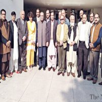 APNS team apprises Punjab PA speaker about media issues