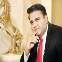Fawad Chaudhry's insistence