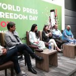 Sahafi Summit commemorates World Press Freedom