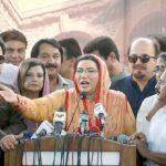 Firdous Awan visits KPC, assures journalists of support