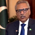 Twitter sends notice to President Alvi over occupied Kashmir tweets