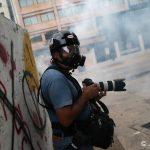 Police beat up photojournalists in Srinagar