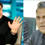 Fawad, anchorperson seek police action