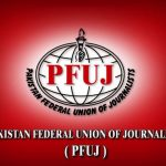 PFUJ demands journalists' protection in Sindh during lockdown