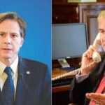 Qureshi, US secretary discuss Daniel Pearl case