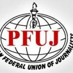 PFUJ slams anti-terrorism cases against journalists by Sindh Police