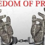 Joint efforts for freedom of press stressed