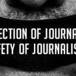 Sindh Human Rights Defenders Network (SHRDN) hails legislation to protect journalists in Sindh