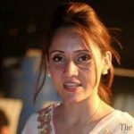 Application against Gharidah Farooqi submitted to Federal Investigation Agency FIA